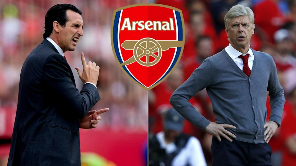 Unai Emery is set to be named as Arsenal's new manager this week.
