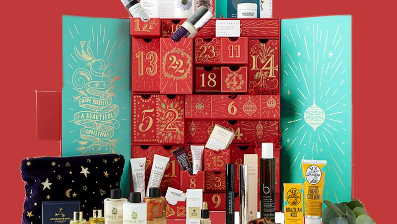Fortnum & Mason third beauty advent calendar is available to pre-order now. (Fortnum & Mason)