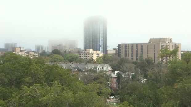 A new study shows that transported pollution from outside the province accounted for up to 63 per centof harmful ozone levels in Halifax. (CBC - image credit)