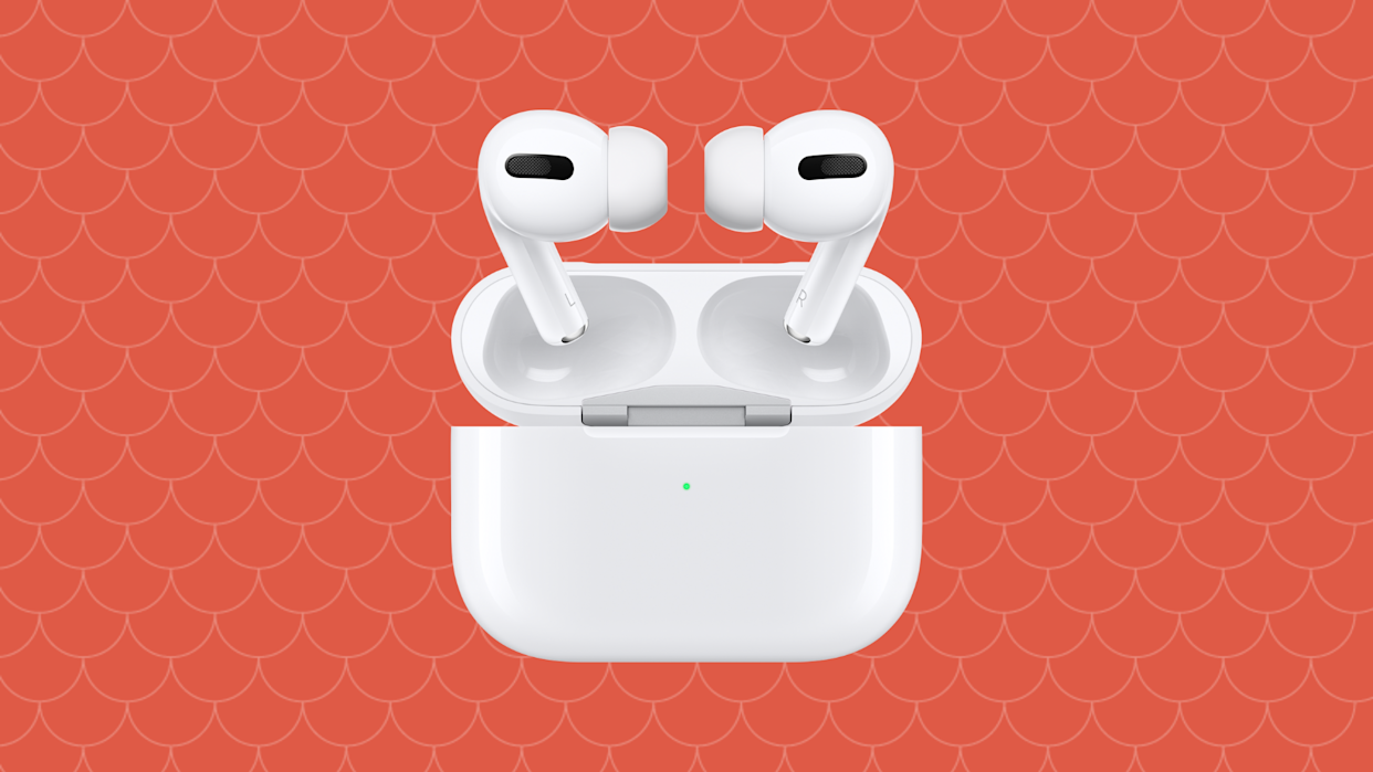 The best Apple AirPods yet at a serious discount. (Photo: Amazon)