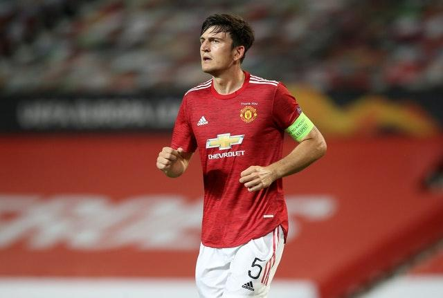 Harry Maguire joined Manchester United last summer