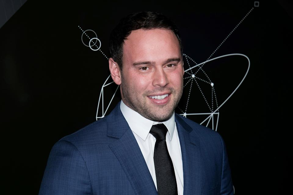 Scooter Braun (Photo: Charles Sykes/Invision/AP)