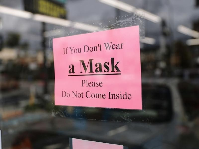 Nearly 700 Arizona medical providers have signed a letter to Gov. Doug Ducey asking him to require masks be worn in public amid the new coronavirus pandemic.