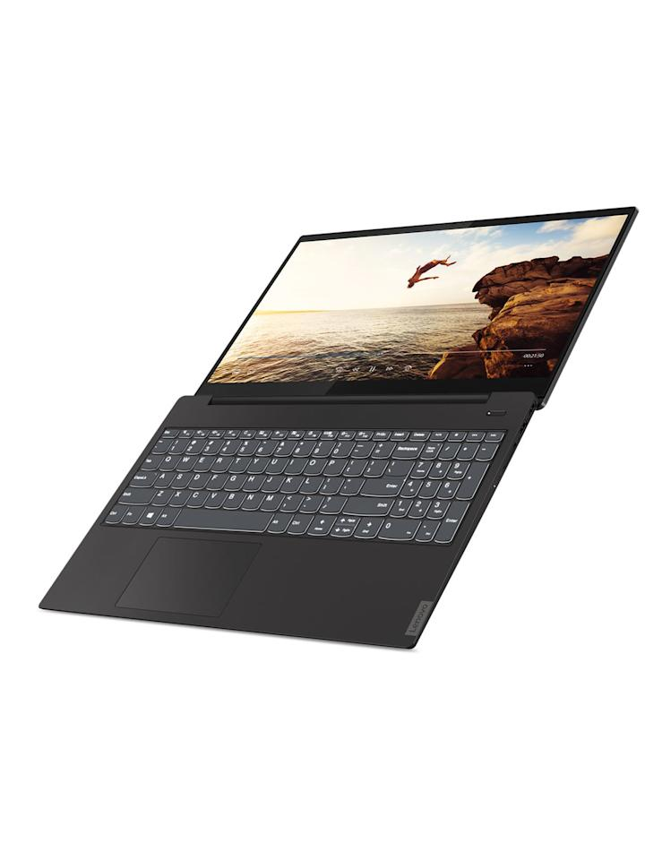 """<p>A reliable laptop lands on the top of most college packing lists, and for 2019, we'd recommend one that's lightweight and flexible so you can take it along wherever you go—from class, to the library, to the dorm. It's flexible (quite literally), so you can use it as a laptop to type papers at your desk, or fold it flat and use the Active Pen (available with select models) to write out your notes. With up to eight hours of battery life and Rapid Charge technology, the IdeaPad will power you through back-to-back classes or that big capstone project. </p> <p><strong>To buy: </strong>IdeaPad S340 (15-inch AMD), from $522, <a href=""""https://www.lenovo.com/us/en/laptops/ideapad/ideapad-300-series/Lenovo-IdeaPad-S340-15API/p/88IPS301219"""" target=""""_blank"""">lenovo.com</a>. </p>"""