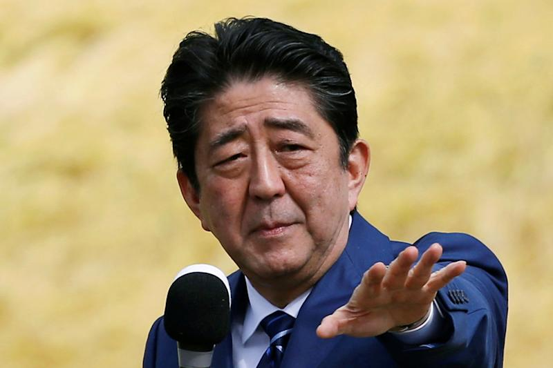 Japan's Shinzo Abe to Visit Iran Next Week, Hopes to Mediate Between Washington & Tehran