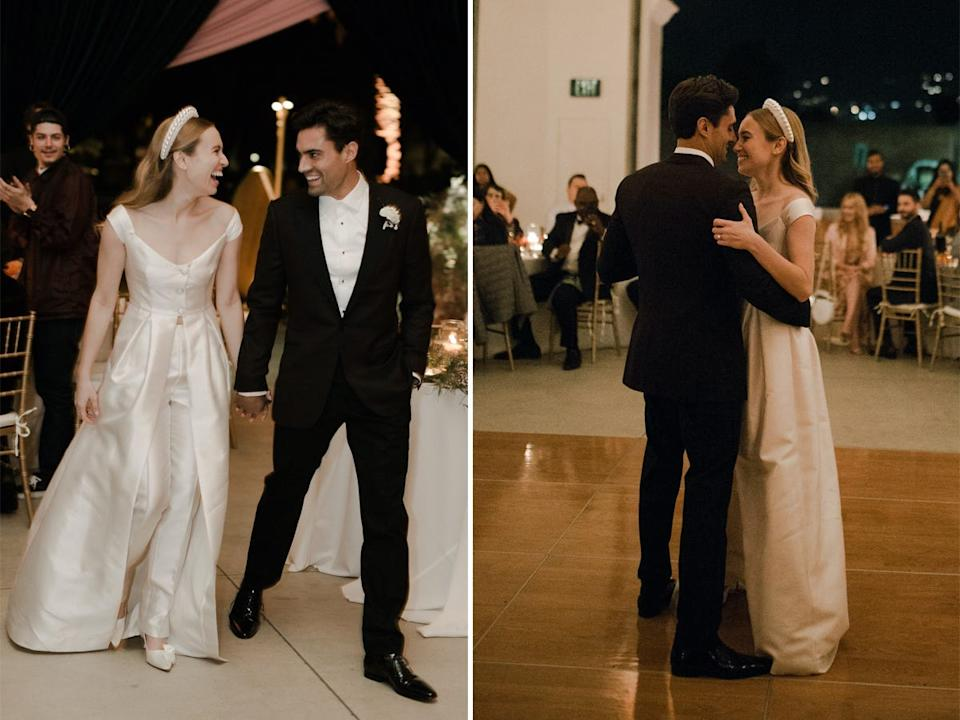 lizzie and dane first dance