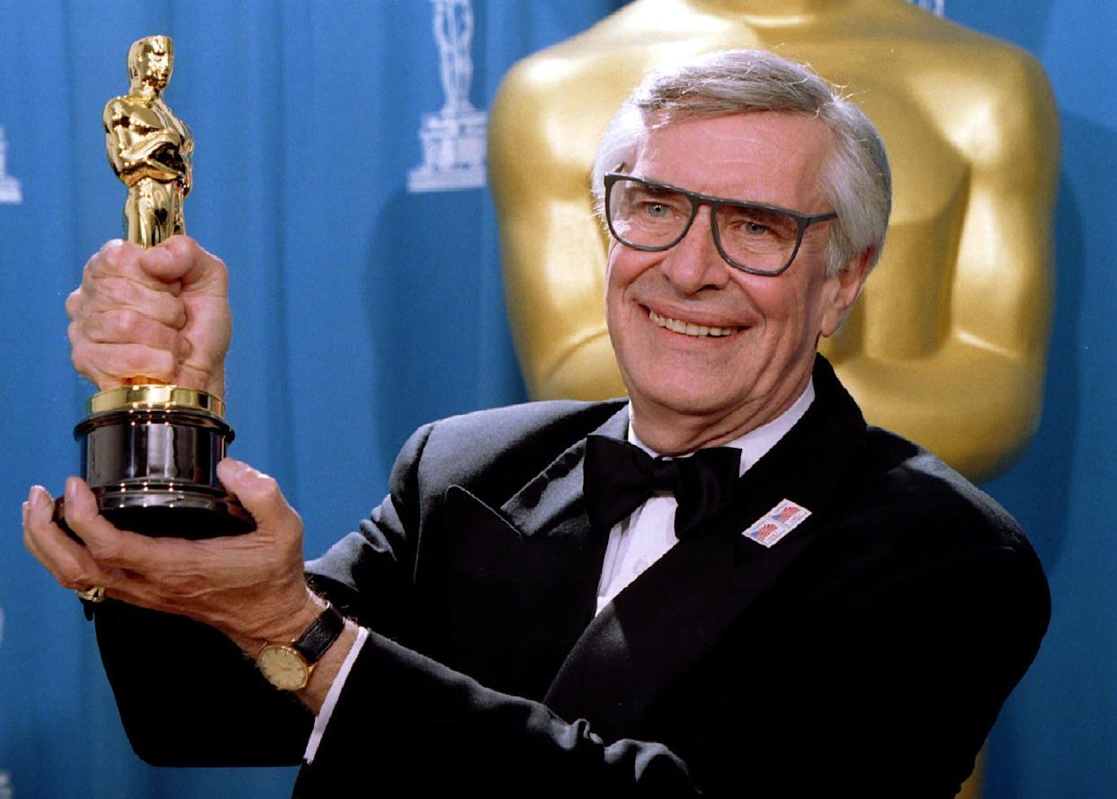"Martin Landau, a star of the 1960s television series ""Mission: Impossible"" who made a late-career comeback with an Academy Award-winning performance in the 1994 film ""Ed Wood,"" died on July 15, 2017 at age 89."