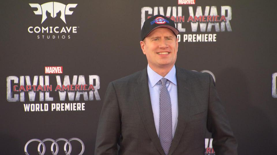 The president of Marvel Studios, Kevin Feige, spoke at a recent conference for producers, and promised much more diversity from his company's films in the future.