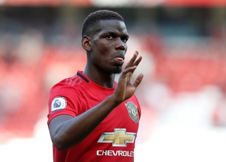 low priced 8470d 65c4a Pogba vows to fight racism for sake of next generation