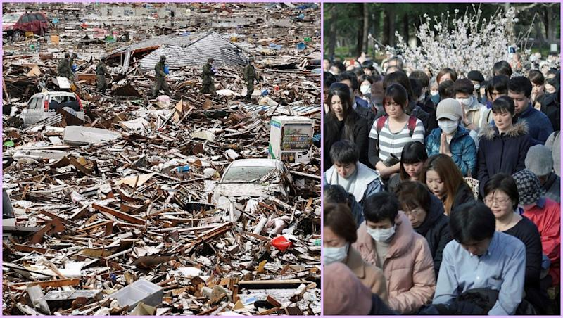 Japan Earthquake 2011, 8 Years On: Devastating Pictures of the 3/11 Natural Disaster That Killed Over 16,000