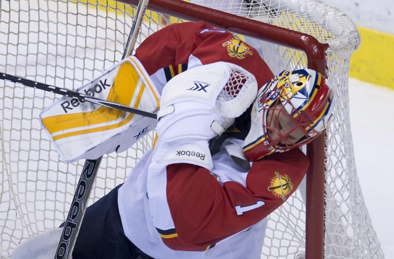 Canucks Say Welcome Home In Luongo Tribute Video