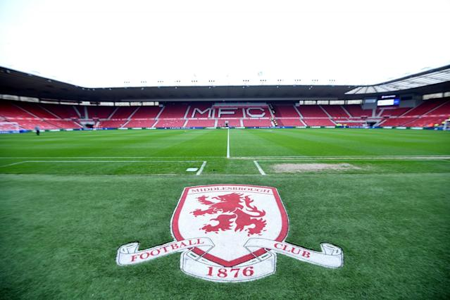 <p>Middlesbrough kick off the day's football with a midday clash against Manchester United. </p>