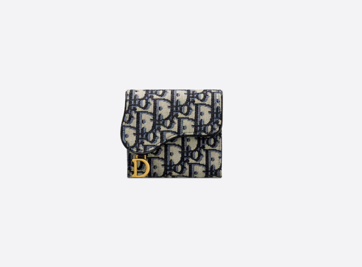 """<p><strong>Dior</strong></p><p>Dior</p><p><strong>$590.00</strong></p><p><a href=""""https://go.redirectingat.com?id=74968X1596630&url=https%3A%2F%2Fwww.dior.com%2Fen_us%2Fproducts%2Fcouture-S5652CTZQ_M928-saddle-lotus-wallet-blue-dior-oblique-jacquard&sref=https%3A%2F%2Fwww.harpersbazaar.com%2Ffashion%2Ftrends%2Fg37684777%2Fromantic-gift-ideas-for-women%2F"""" rel=""""nofollow noopener"""" target=""""_blank"""" data-ylk=""""slk:Shop Now"""" class=""""link rapid-noclick-resp"""">Shop Now</a></p><p>Get her a new wallet she'll love—but only if she doesn't *need* a new wallet. </p>"""