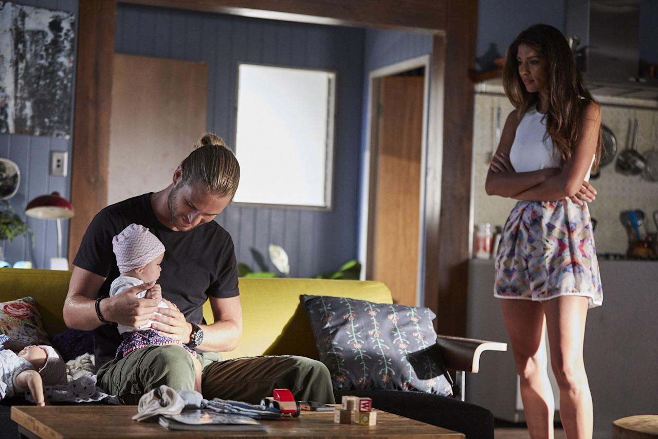 <p>The reunited pair aren't living together again yet, wanting to take things slowly instead.</p>