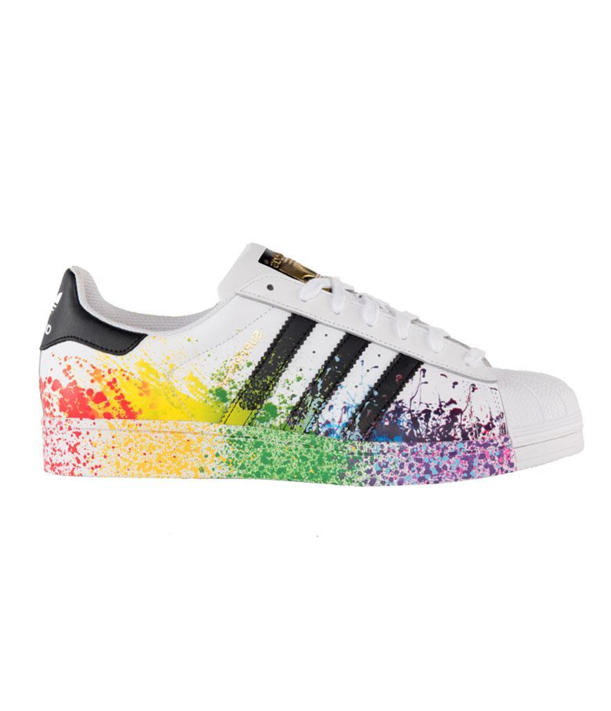 "<p>Adidas Men's Originals Superstar</p><p>Adidas Men's Originals Superstar, $100, <a rel=""nofollow noopener"" href=""http://www.adidas.com/us/superstar/D70351.html"" target=""_blank"" data-ylk=""slk:adidas.com"" class=""link rapid-noclick-resp"">adidas.com</a></p>"