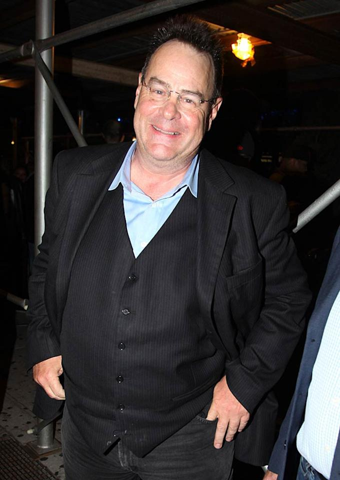 "Dan Aykroyd turns 59 Johnny Nunez/<a href=""http://www.wireimage.com"" target=""new"">WireImage.com</a> - May 3, 2011"