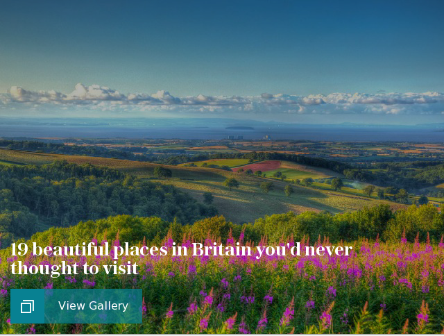 13 beautiful places in Britain you'd never thought to visit