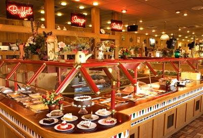 "<div class=""caption-credit""> Photo by: Thinkstock</div><div class=""caption-title""></div><b>FAT HABIT #10: Facing the buffet</b> <br> Cornell researchers found that when eating at a buffet-style restaurant, obese diners were 15 percent more likely to choose seats with a clear view of the food. Your move: Choose a seat that places your back toward the spread. It will help you avoid fixating on the food.<b><br></b> <p>   <b><a rel=""nofollow"" href=""http://wp.me/p1rIBL-17q"">Effective And Simple Asthma Home Remedies</a></b> </p> <br>"