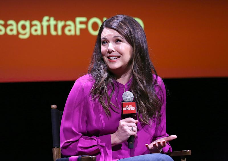 Lauren Graham's new show was canceled before it even made it to television