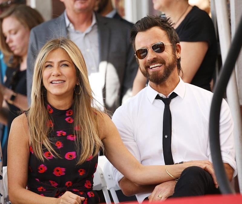 The couple looking happy together in July 2017. Source: Getty
