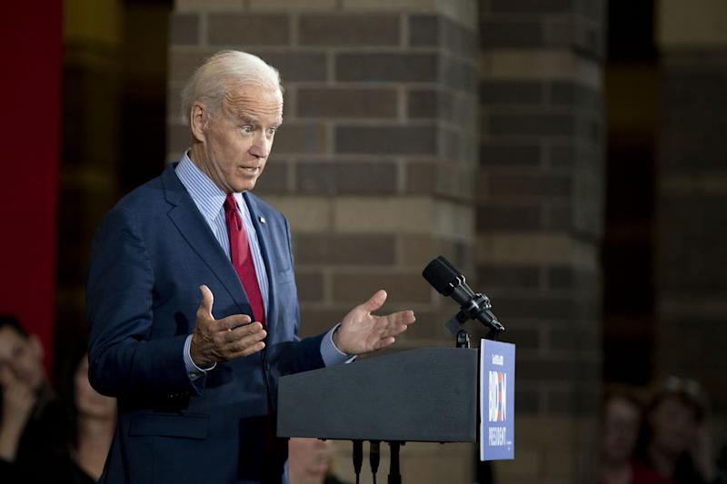 Biden Says Children Won't Have White House Role: Campaign Update