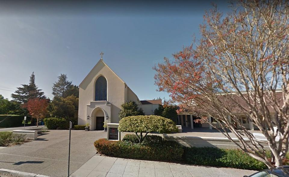 Menlo Church's main campus is located in Menlo Park, California. The megachurch has a total of six campuses spread through the Bay Area. (Photo: Google Maps)