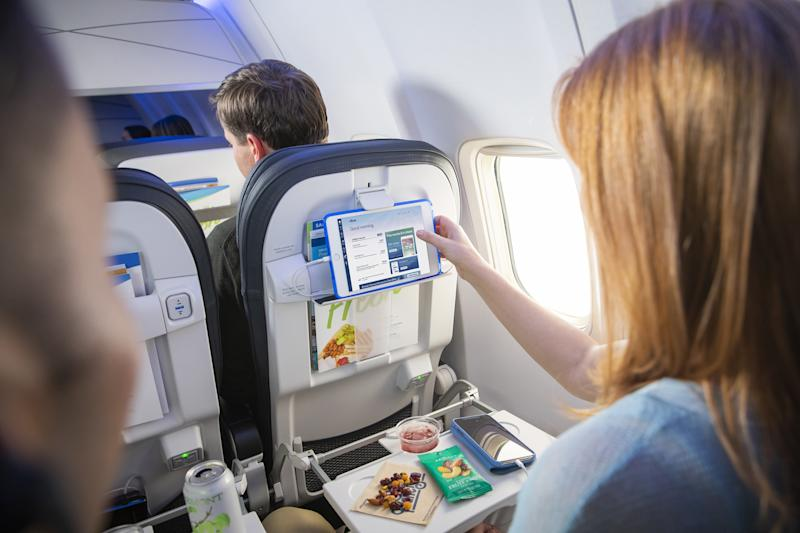 Alaska Airlines now offers advanced high-speed satellite Wi-Fi to deliver faster connection speeds. Alaska Airlines' in-flight entertainment catalog features more than 500 free movies and TV shows available on-demand – the most free movies in the sky.