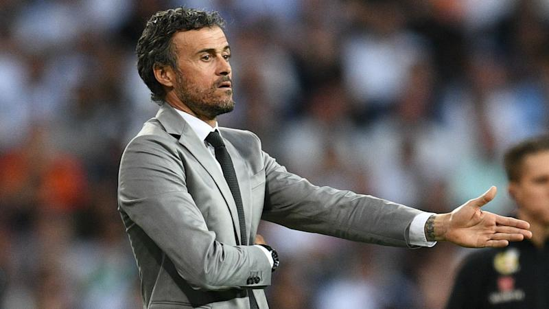 Luis Enrique wishes Barcelona had Madrid's extra games