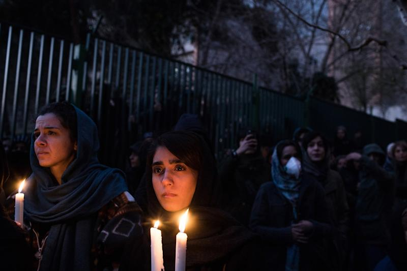 Why Iran's Regime Is Facing Renewed Protests After the Ukraine Airlines Plane Crash