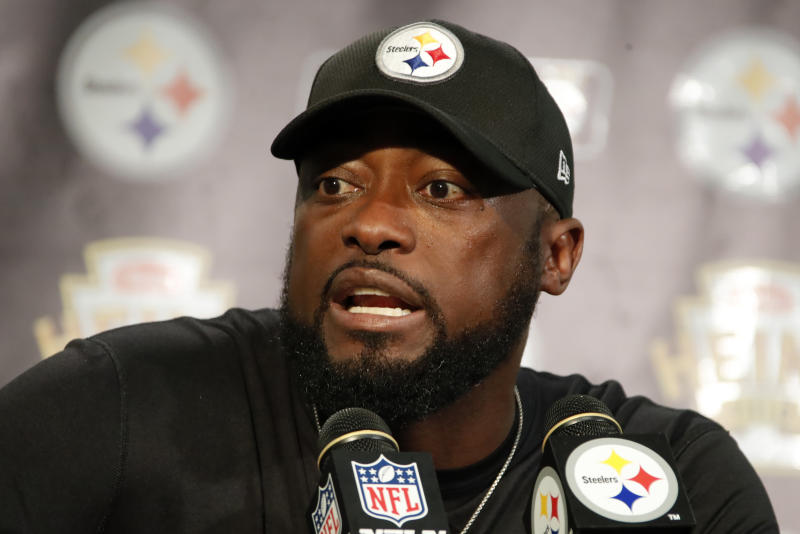 Mike Tomlin on Le'Veon Bell: 'We need volunteers, not hostages'