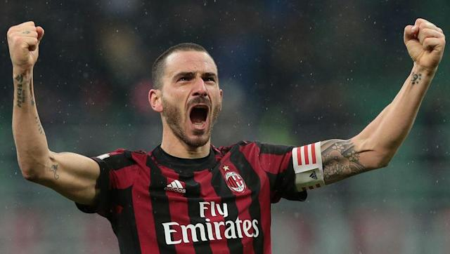 <p>Many questioned Leonardo Bonucci's decision to the leave Juventus for AC Milan for £38m in the summer, with the <em>Rossoneri's </em>slow start to the season suggesting Bonucci made the wrong decision.</p> <br><p>However, since the arrival of Gennaro Gattuso in November, Bonucci has rediscovered his form that made him one of the best centre-backs in world football. </p> <br><p>Failing to concede in their previous six games, the AC Milan captain has been pivotal to their defensive form, while his composure on the ball makes him such a revered and complete defender. </p> <br><p>Having experience in Champions League finals, losing in 2015 and 2017 for Juve, the 30-year-old has the experience and class that deserves to be in the Champions League. </p>
