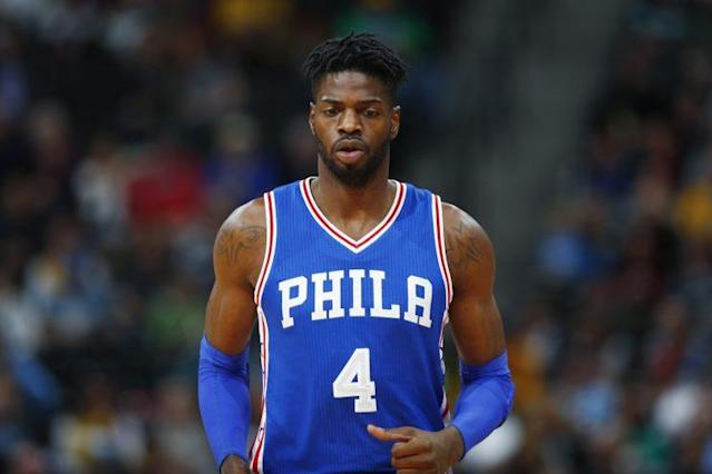 Nerlens Noel is in his third NBA season. (AP)