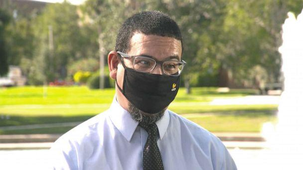 PHOTO: Dr. Fernando Rivera is a professor at the University of Central Florida. (ABC News)