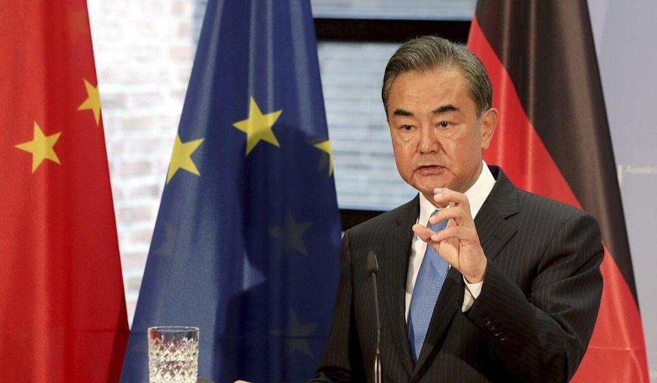 Chinese Foreign Minister Wang Yi will meet his Russian counterpart in Guilin, soon after he took part in high-level talks with US officials in Alaska. Photo: DPA