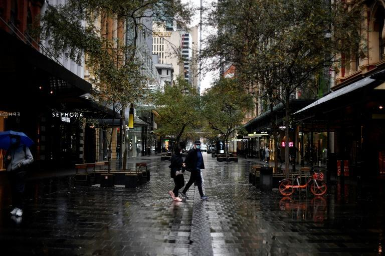 Authorities have imposed restrictions including lockdowns in Sydney, Perth, Darwin and Brisbane
