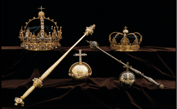 Swedish Crown Jewels Stolen By Thieves Who Got Away on a Motorboat