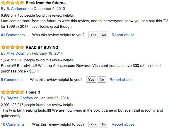 dd7e26662e The funniest Amazon product reviews you ve ever seen