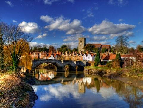 Charming Kent - Credit: Getty