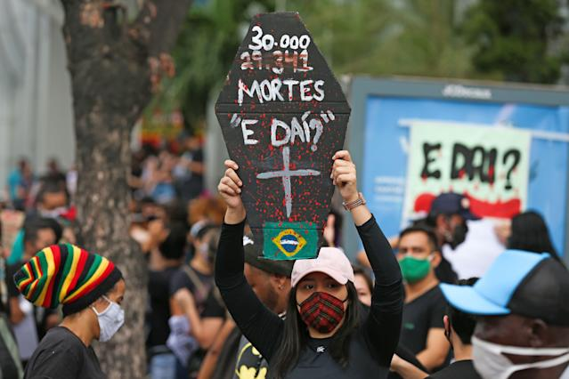 Foto: Michel Dantas / AFP. (via Getty Images)