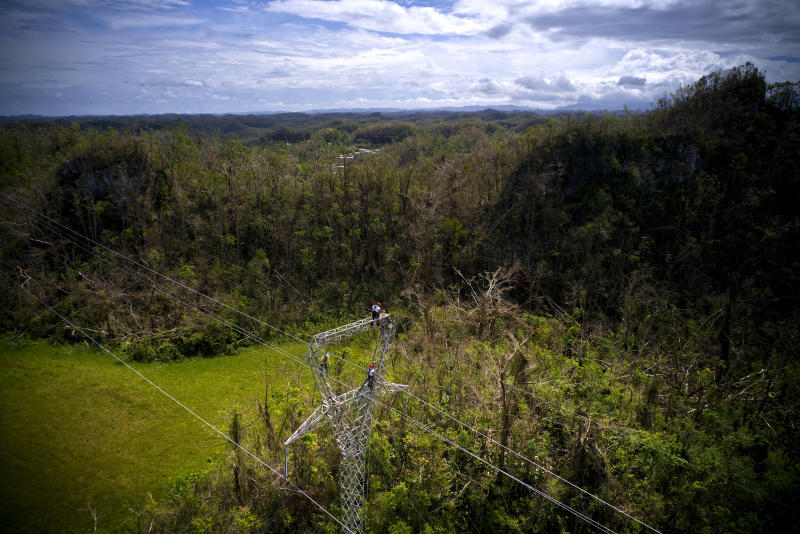 Montana company settles dispute over Puerto Rico grid work