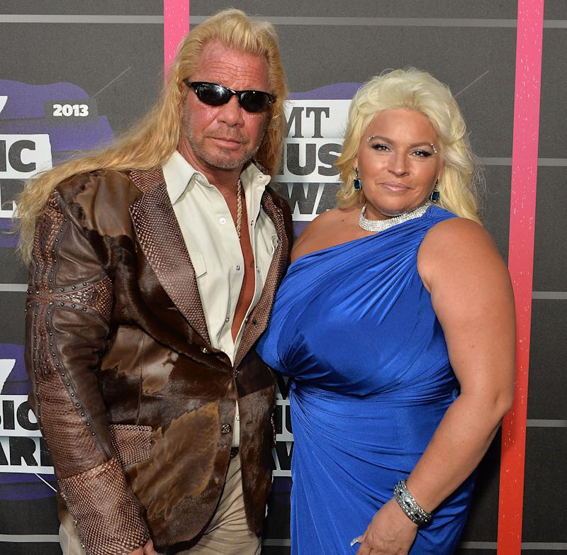 Dog the bounty hunter 39 s wife beth chapman does not want for How many kids do dog and beth have