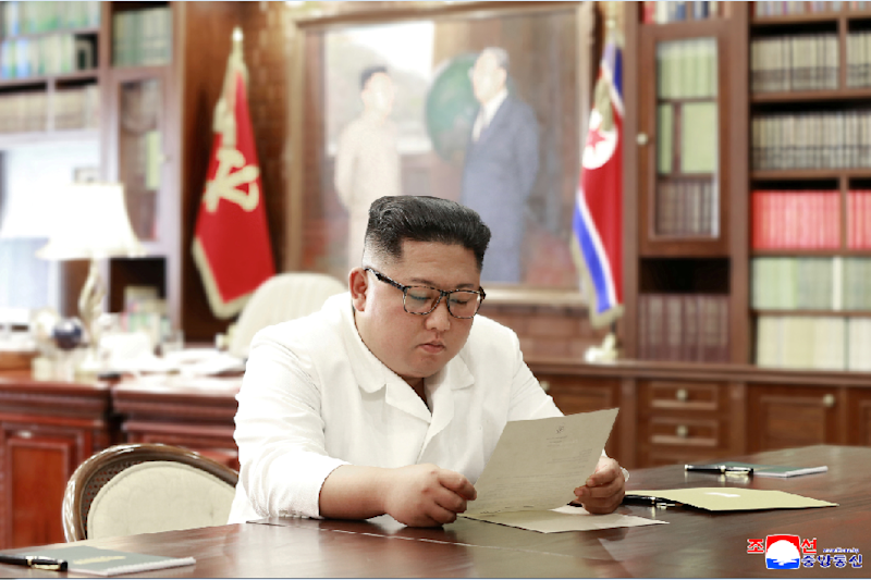 Despite Trump's Letter to Kim, US Intelligence Says North Korea Not Ready to Denuclearise