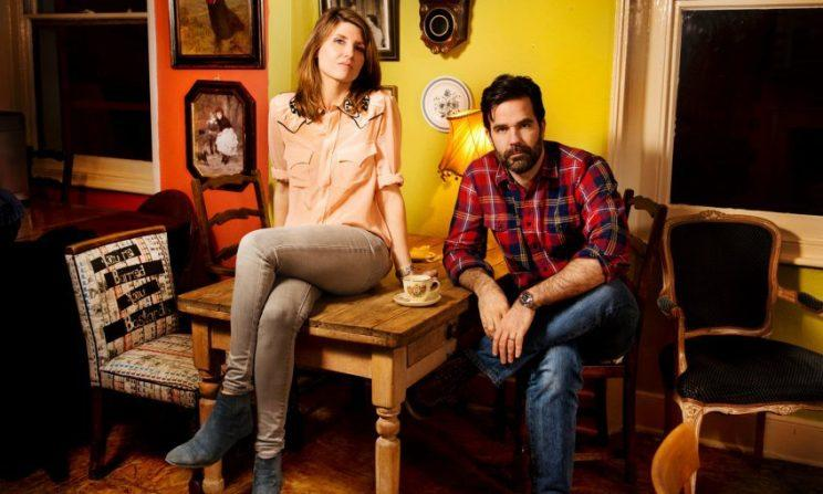 Sharon Horgan and Rob Delaney in 'Catastrophe.' (Photo: Amazon Prime)