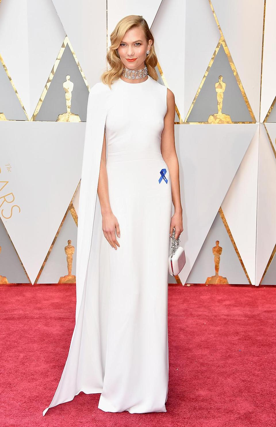 <p>Model Karlie Kloss attends the 89th Annual Academy Awards at Hollywood & Highland Center on February 26, 2017 in Hollywood, California. (Photo by Steve Granitz/WireImage) </p>
