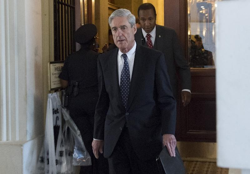 Special Counsel Robert Mueller is believed close to wrapping up his investigation of whether Donald Trump's campaign colluded with Russia