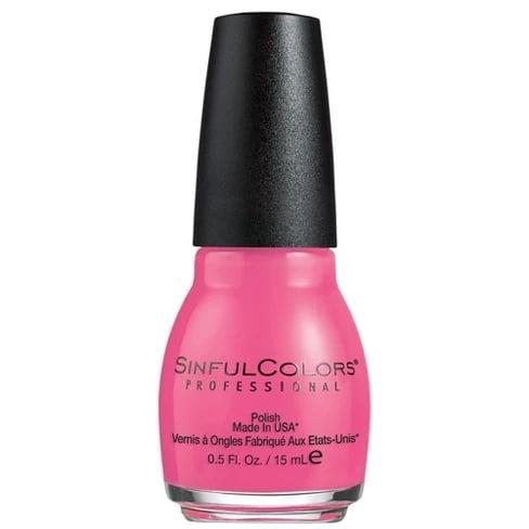 "<p>My first month of college, I spilled a neon pink <a href=""https://www.popsugar.com/buy/Sinful-Colors-Professional-Nail-Polish-477706?p_name=Sinful%20Colors%20Professional%20Nail%20Polish&retailer=target.com&pid=477706&price=2&evar1=bella%3Aus&evar9=46478208&evar98=https%3A%2F%2Fwww.popsugar.com%2Fbeauty%2Fphoto-gallery%2F46478208%2Fimage%2F46478219%2FSinful-Colors-Professional-Nail-Polish&list1=beauty%20products%2Cbeauty%20shopping%2Cdrugstore%20beauty&prop13=api&pdata=1"" rel=""nofollow"" data-shoppable-link=""1"" target=""_blank"" class=""ga-track"" data-ga-category=""Related"" data-ga-label=""https://www.target.com/p/sinful-colors-professional-nail-polish-0-5-fl-oz/-/A-53732772?preselect=49123076#lnk=sametab"" data-ga-action=""In-Line Links"">Sinful Colors Professional Nail Polish</a> ($2) all over my comforter, but that didn't break me up with my favorite nail brand. Not only is it only TWO dollars, but it comes in a ton of colors with a creamy, streak-free finish.</p>"