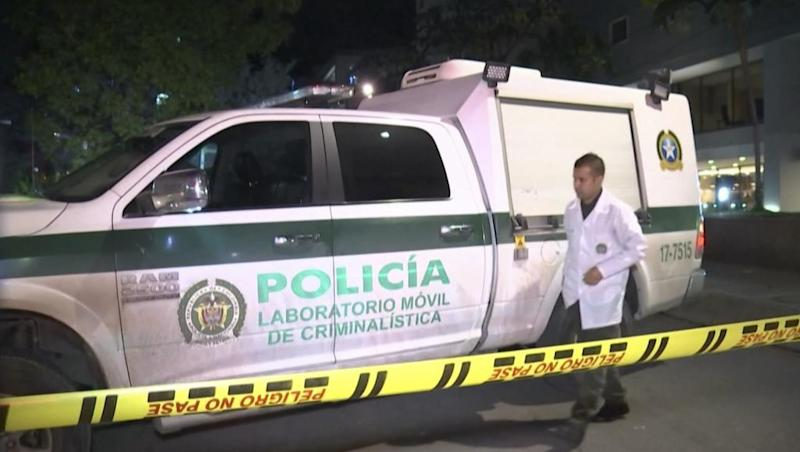 French engineer shot dead in contract killing in Colombia