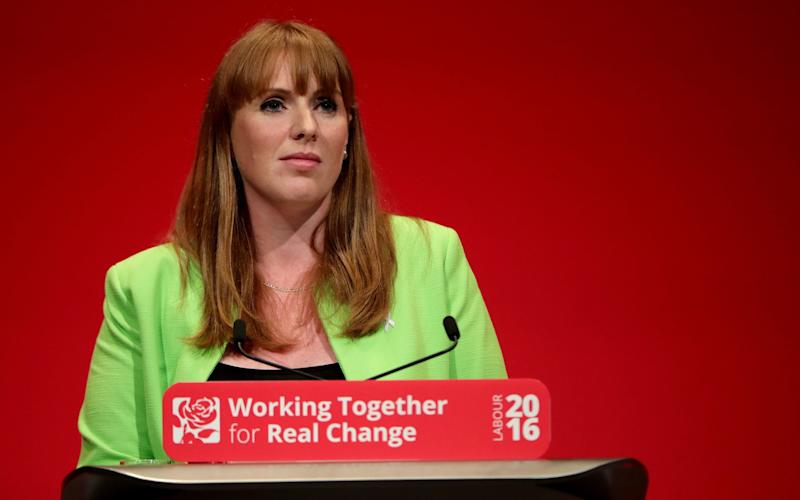 The shadow education secretary has been touted as a possible future Labour Party leader - Credit: Christopher Furlong/Getty Images