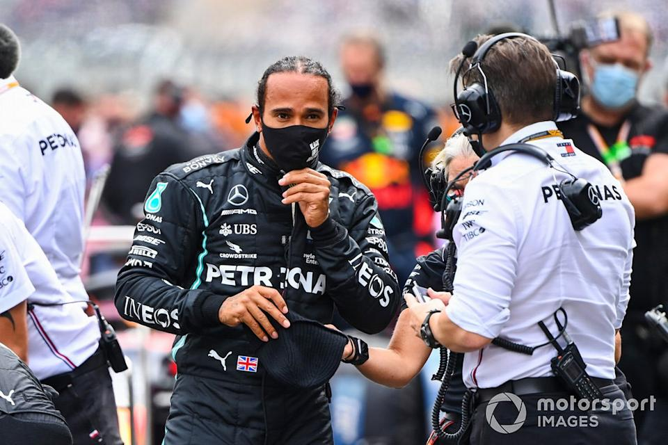 "Lewis Hamilton, Mercedes-AMG F1<span class=""copyright"">Mark Sutton / Motorsport Images</span>"