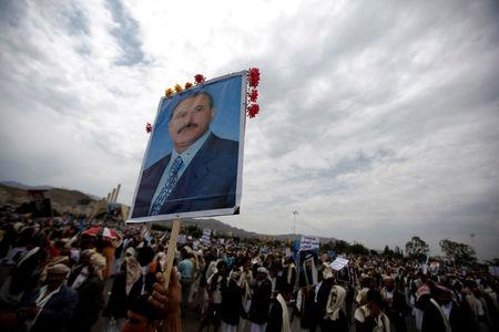 Yemen's Saleh killed in ambush